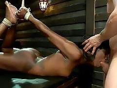 Sex and Submission - Date Night with Ana Foxxx